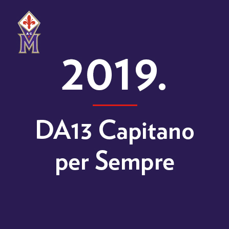 2019-da13-capitano-per-sempre